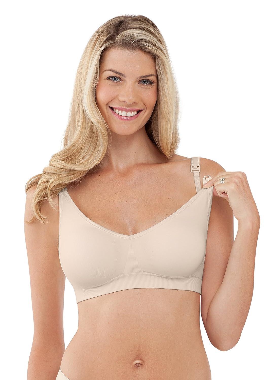 Medela Damen Nahtloser Schwangerschafts-BH Bravado Body Silk Seamless, Einfarbig jetzt bestellen