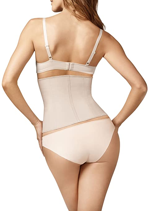 307b067732103 The Squeem Perfect Waist is a corset cincher which means it has a boning  structure. This structure helps it mould your waist and train it to get  smaller and ...