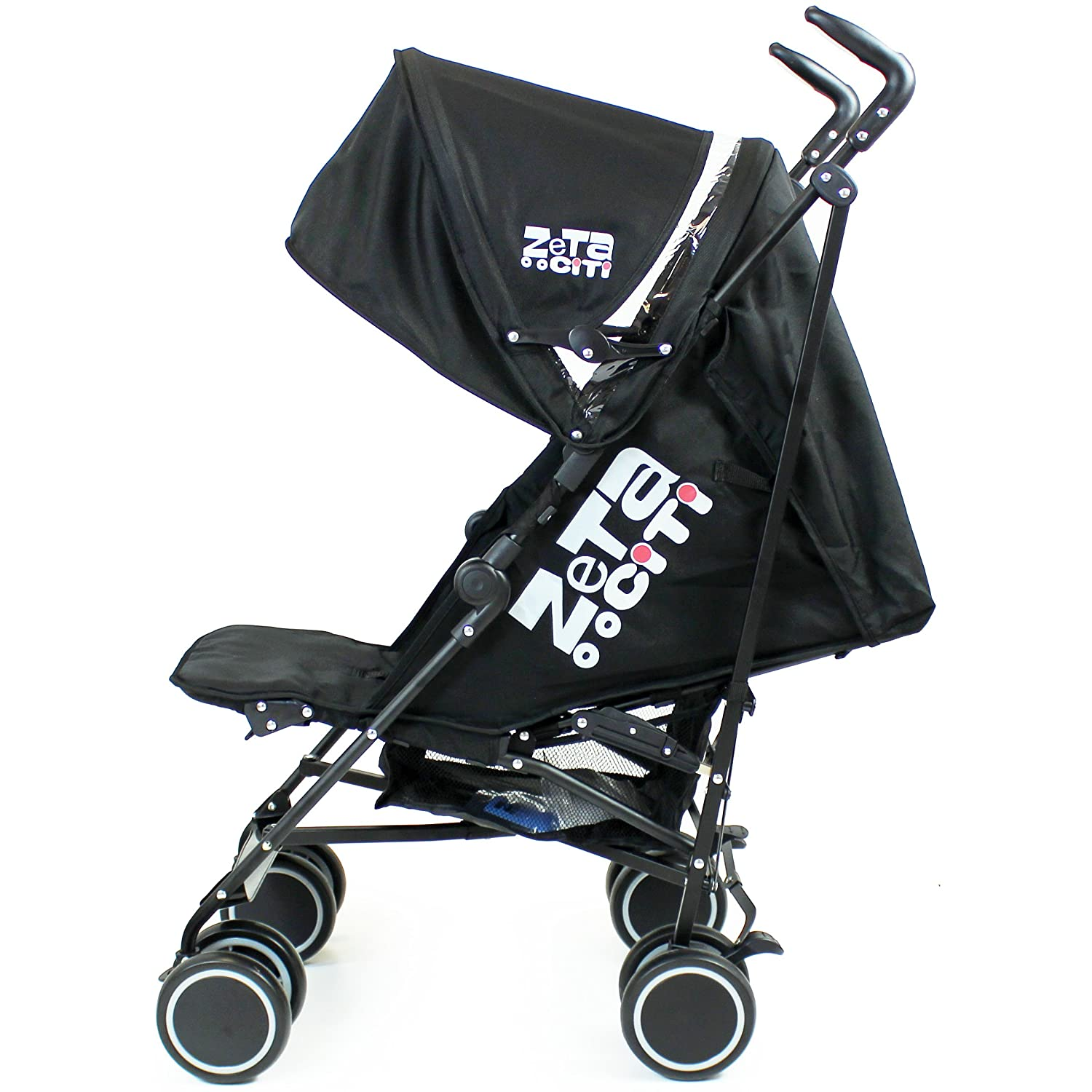 Zeta Citi Stroller Buggy Pushchair