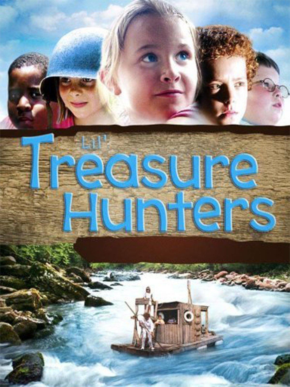 Lil Treasure Hunters on Amazon Prime Video UK