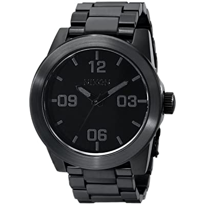 Nixon Men's Corporal Stainless Steel Watch