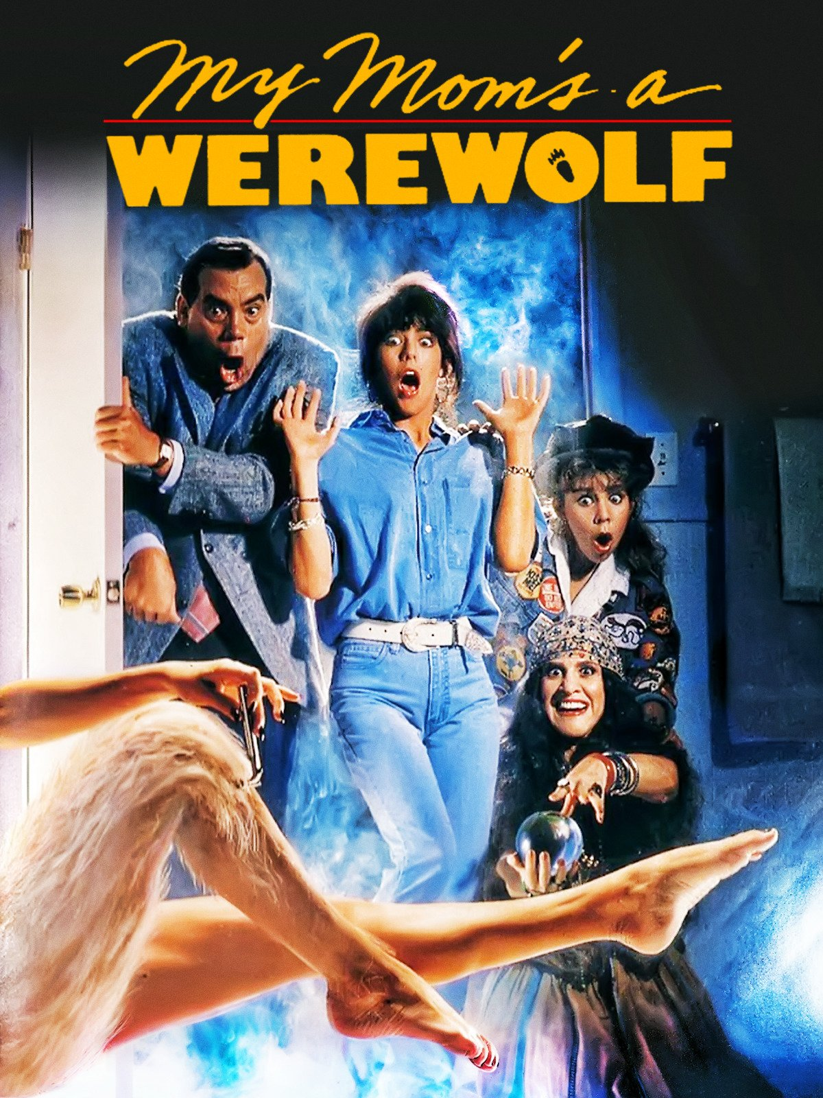 My Mom's a Werewolf on Amazon Prime Video UK