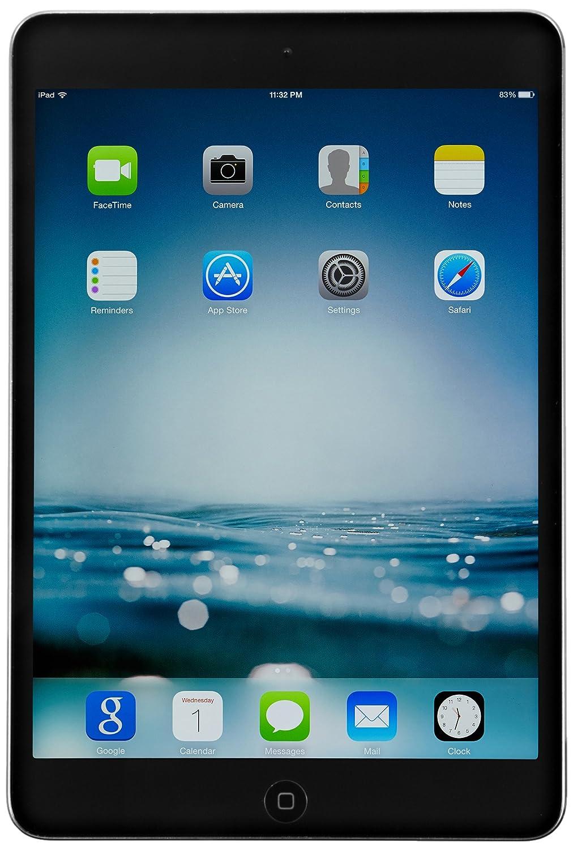 Apple iPad mini 2 ME276LL/A (16GB, Wi-Fi, Black with Space Gray)