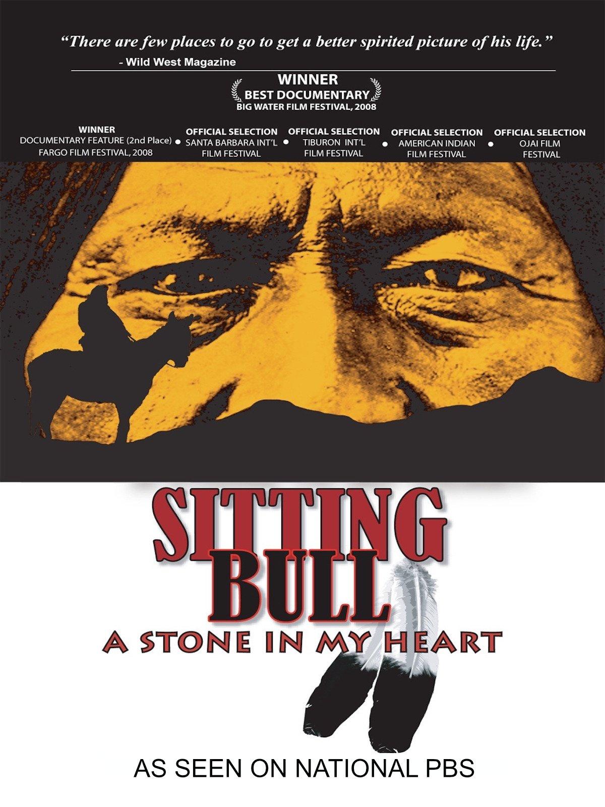 Sitting Bull: A Stone in My Heart