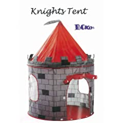 Knights Playhouse - Castle Play Tent - Pockos