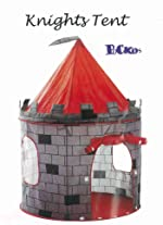 Knight's Playhouse - Castle Play Tent