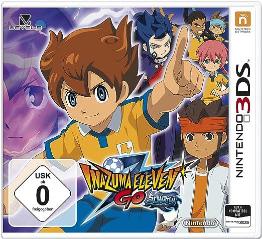 Inazuma Eleven Go: Schatten, 3DS