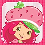 Strawberry Shortcake - Free Card Maker Dress Up Game for Kids in Preschool and Kindergarten