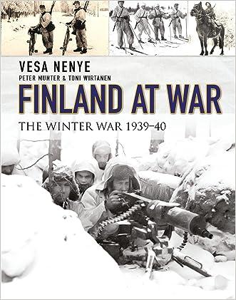 Finland at War: The Winter War 1939-40 (General Military)