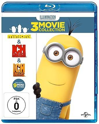 Minions Box-Set [Blu-ray]
