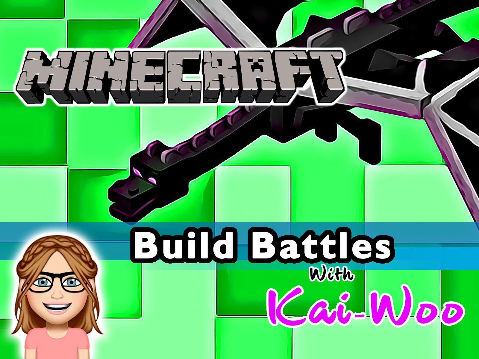 Clip: Minecraft Build Battles with Kai-Woo! - Season 1