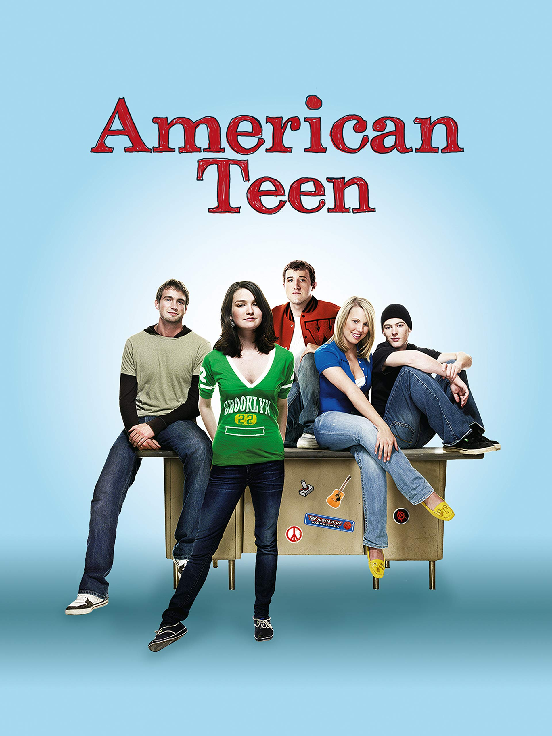 American Teen on Amazon Prime Video UK
