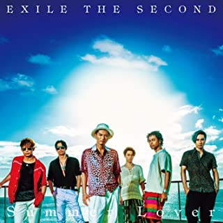 Summer Lover サマーラバー(EXILE THE SECOND)