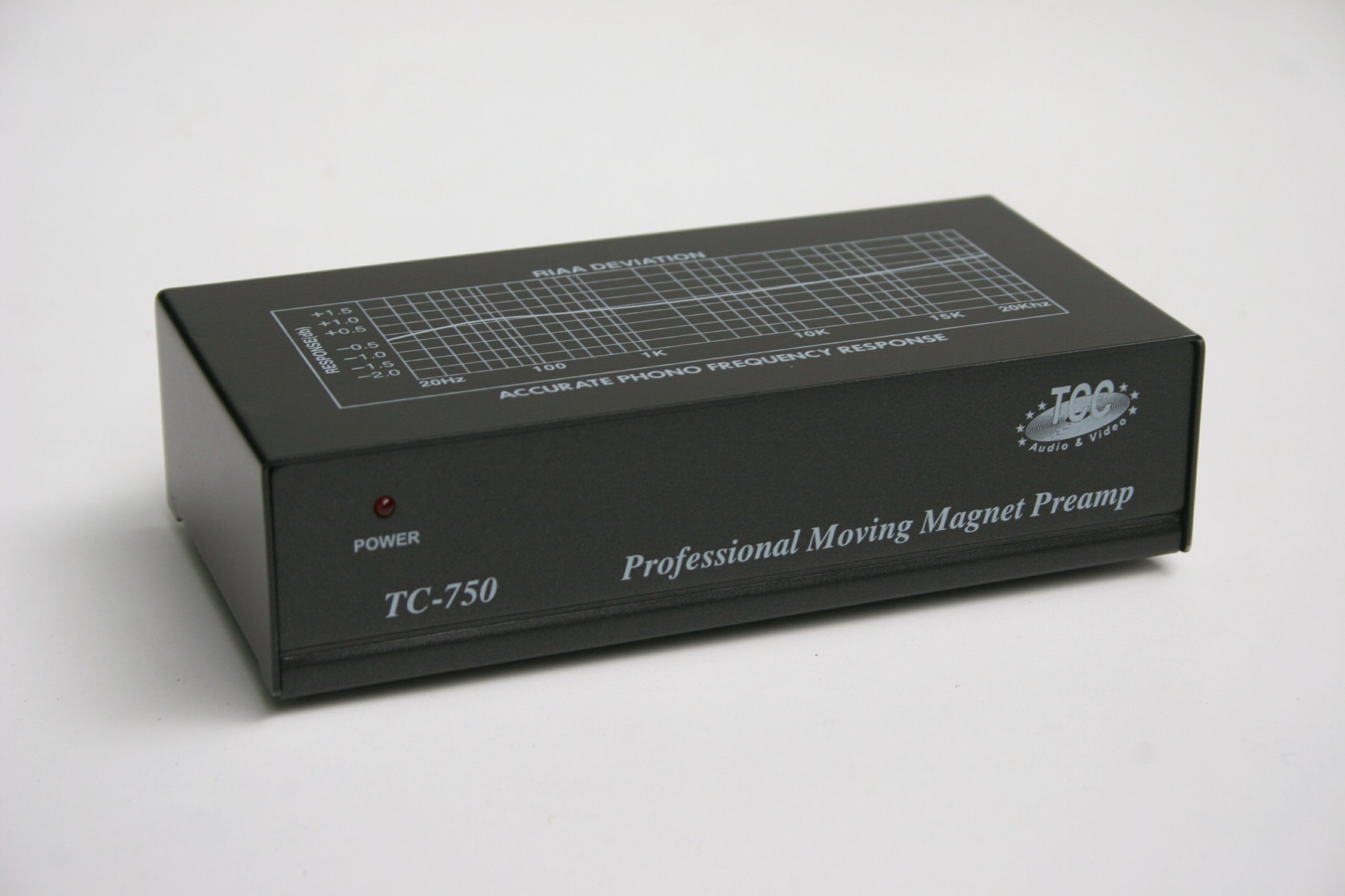 TCC Black Phono Preamp