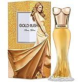 Paris Hilton Gold Rush Eau de Parfum Spray for Women, 1 Ounce (Color: Gold, Tamaño: 1 oz)