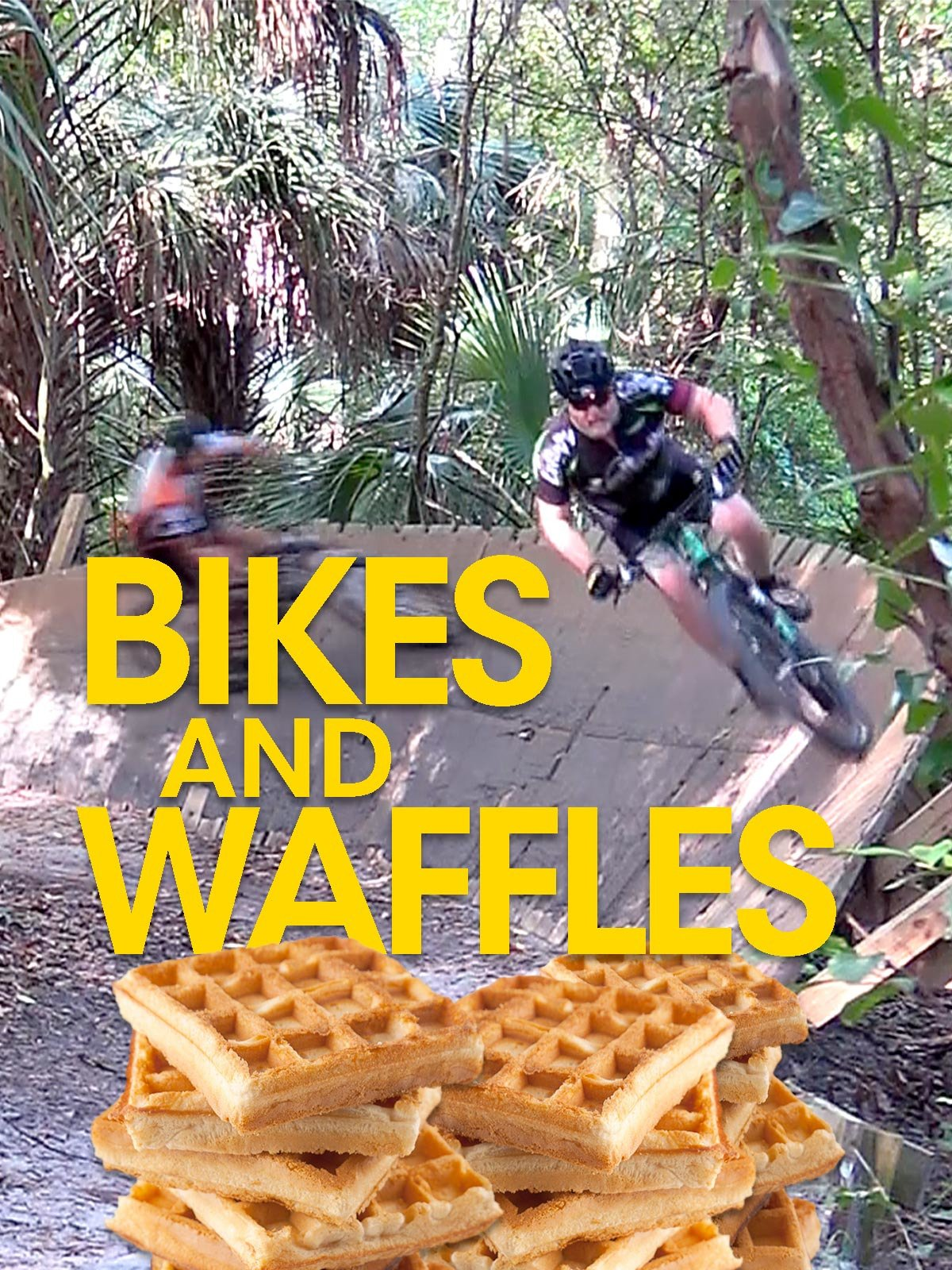 Bikes and Waffles