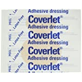 COVERLET LARGE FINGER BANDAGES, 50/Bx - 2