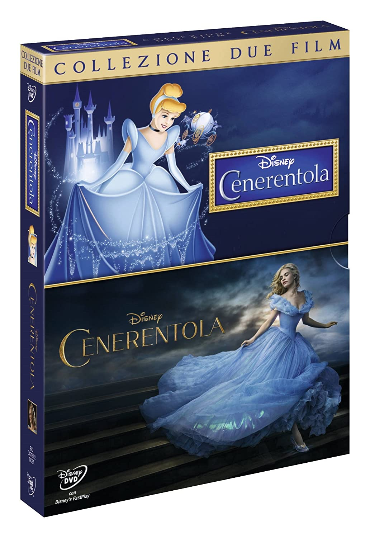 Cenerentola dvd cartone animato film
