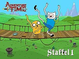 Adventure Time - Staffel 1