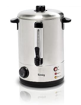 10L Kenley Heißwasserkessel Glühweinkocher Wasserkocher ...