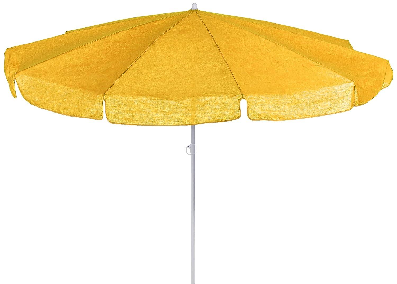 beo 120920 Sonnenschirm, Durchmesser 200 cm, gelb online kaufen