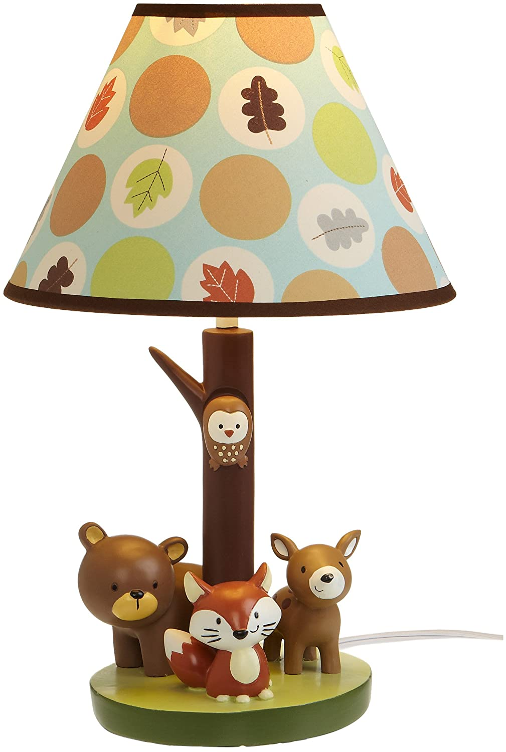 Carter's Forest Friends Lamp Base And Shade
