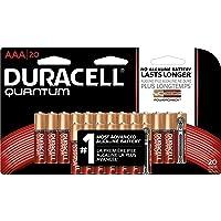 20-Pack Duracell Quantum Alkaline AAA Batteries