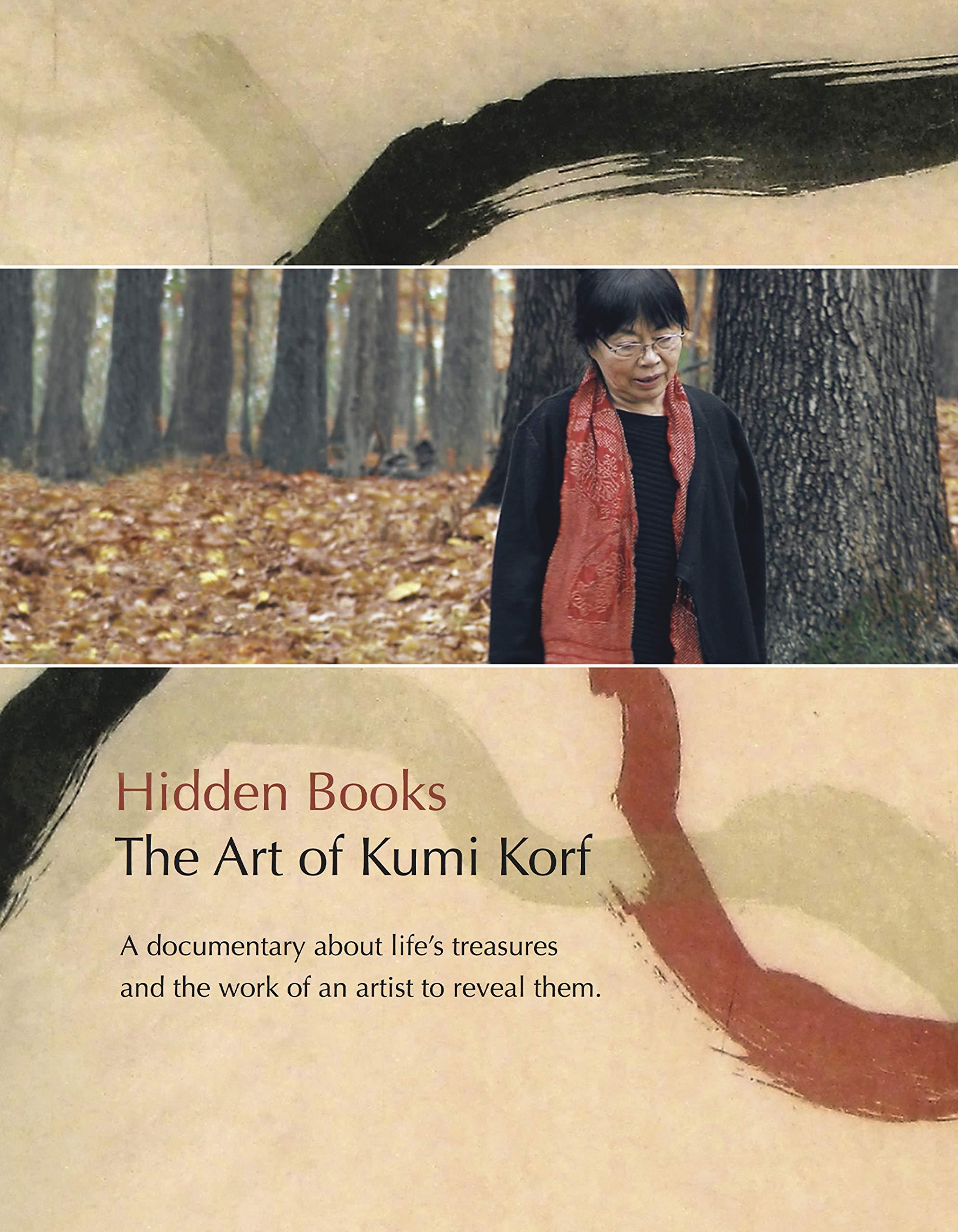 Hidden Books - the Art of Kumi Korf