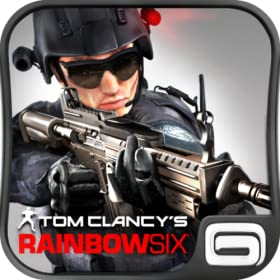 Tom Clancy's Rainbow Six: Shadow Vanguard (Kindle Tablet Edition)