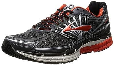 online store 32b13 b70d1 Brooks, Adrenaline GTS 14 Men, Scarpe sportive, Uomo, Multicolore  (BlackAnthraciteOrange), 41 Scarpe e borse (o) Deals