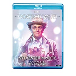 Doctor Who: Sylvester McCoy Complete Season One [Blu-ray]
