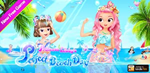 Princess Libby's Perfect Beach Day by LiBii