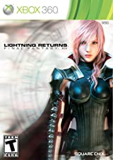 Lightning Returns  Final Fantasy XIII - Xbox 360