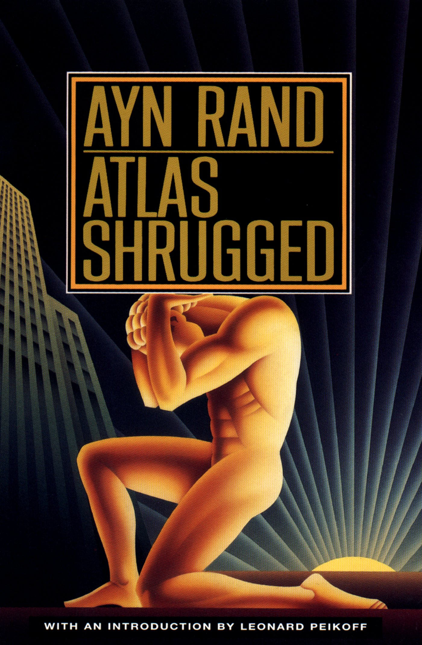 Atlas Shrugged ISBN-13 9780452011878