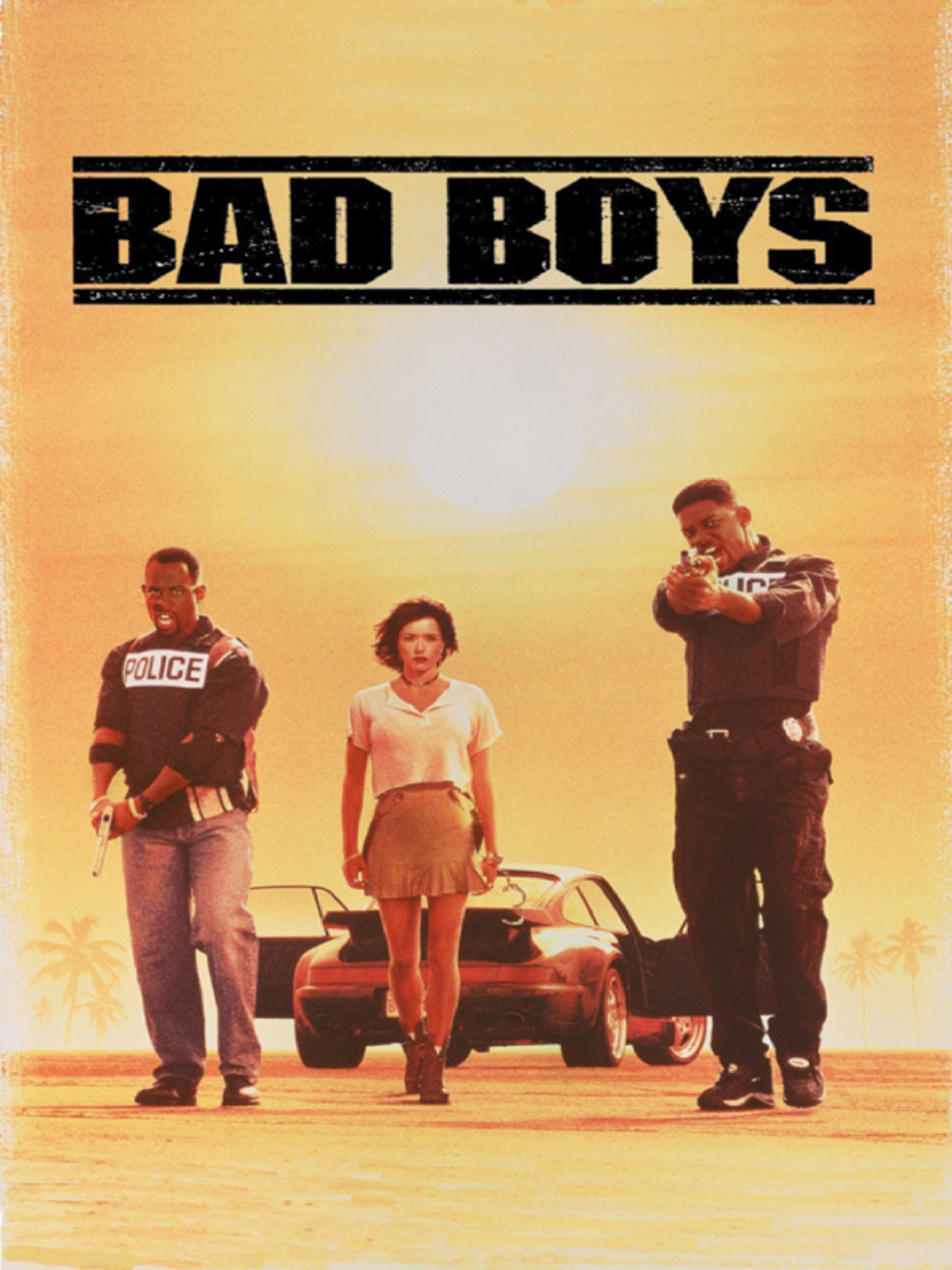Bad Boys on Amazon Prime Video UK