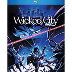 Wicked City [Blu-ray]
