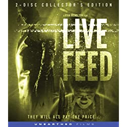 Live Feed: Collectors Edition [Blu-ray]