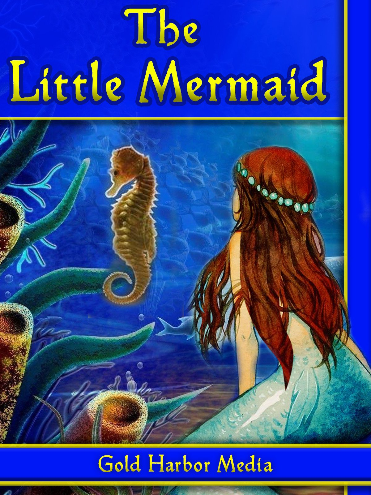 The Little Mermaid on Amazon Prime Instant Video UK