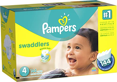 Pampers Swaddlers Diapers Pack