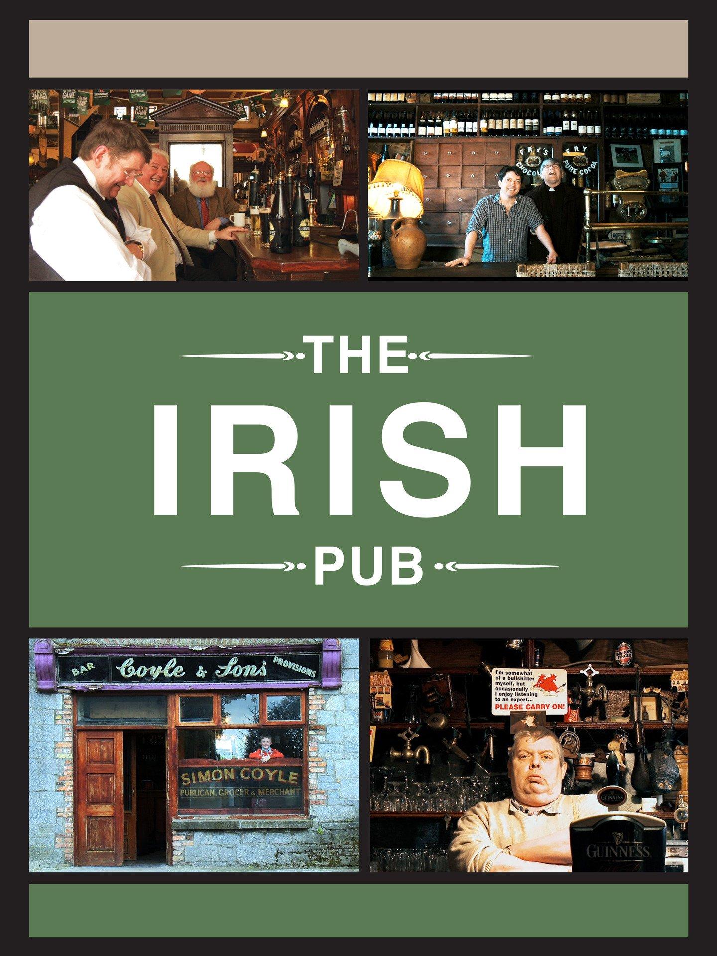 The Irish Pub on Amazon Prime Instant Video UK