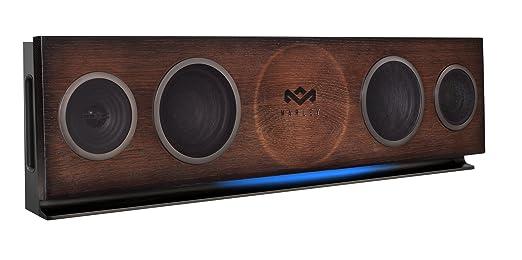 House of Marley Destiny One Foundation Enceinte Bluetooth en Midnight Marron