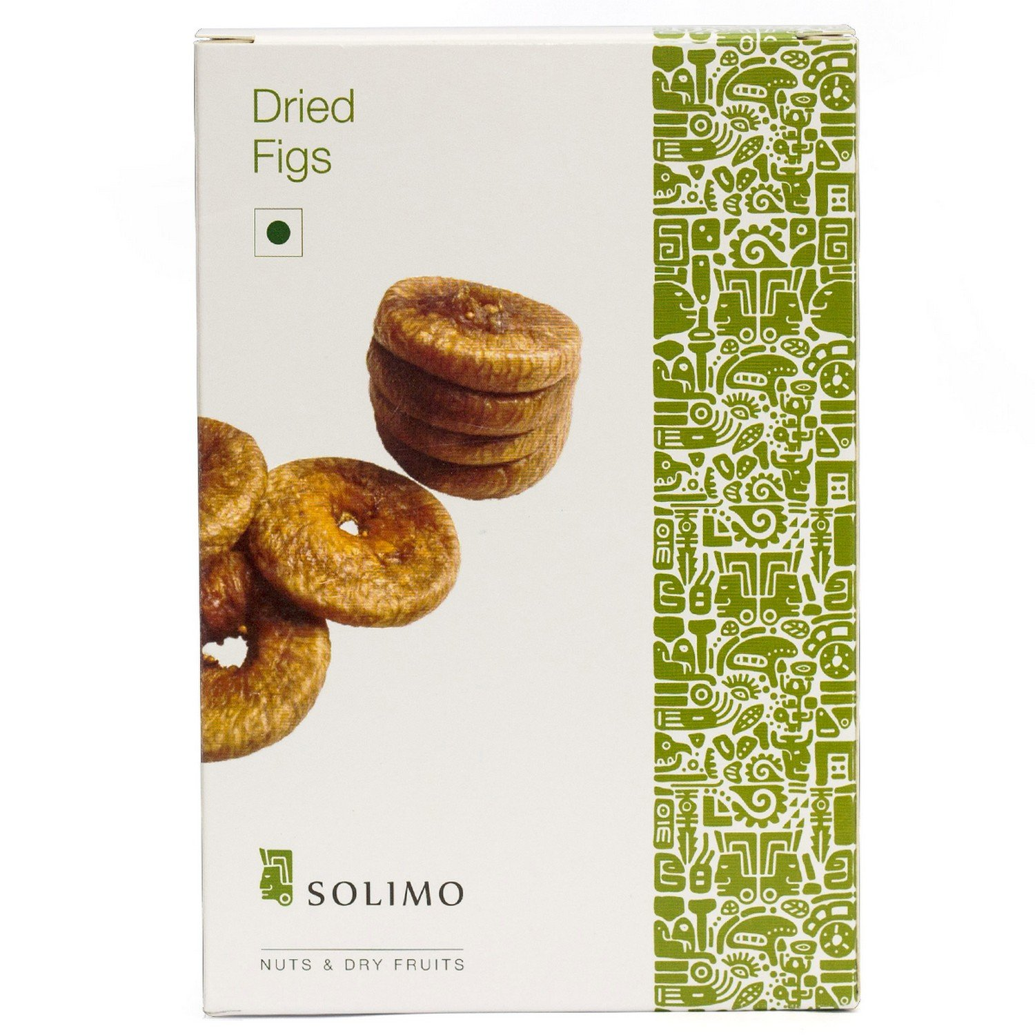 Upto 30% off On Dry Fruits & Nuts By Amazon | Solimo Dried Figs, 250g @ Rs.295