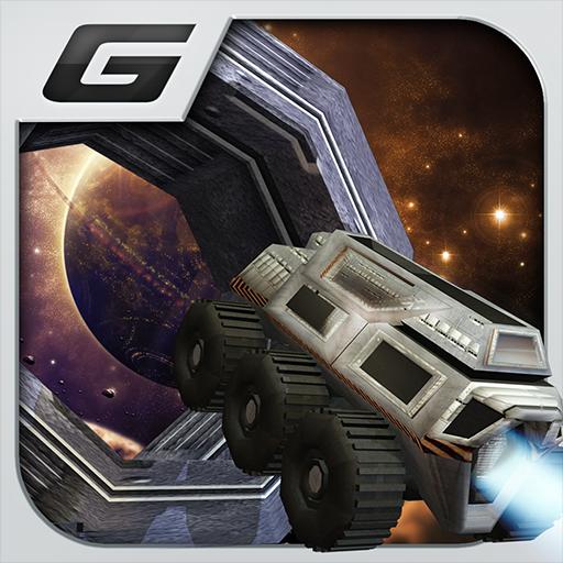 jet-car-stunt-zone-in-space-3d