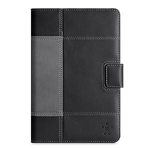 Belkin Glam Tab Cover - Funda para tablet iPad Mini (Soporte de sobremesa), negro  Electrónica revisión y más información