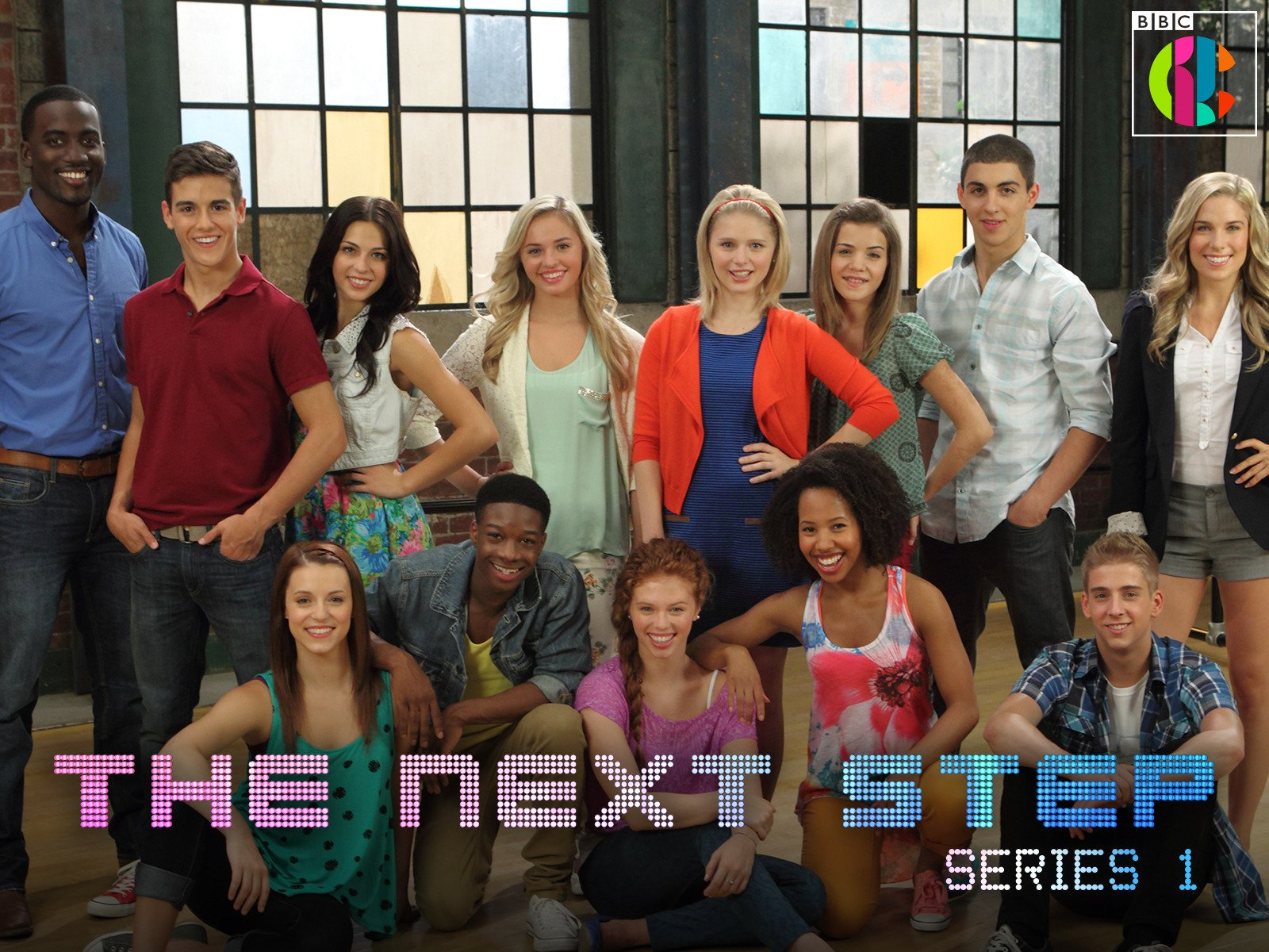The Next Step, Season 1 - Season 1