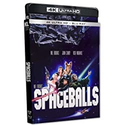 Spaceballs [4K Ultra HD + Blu-ray]