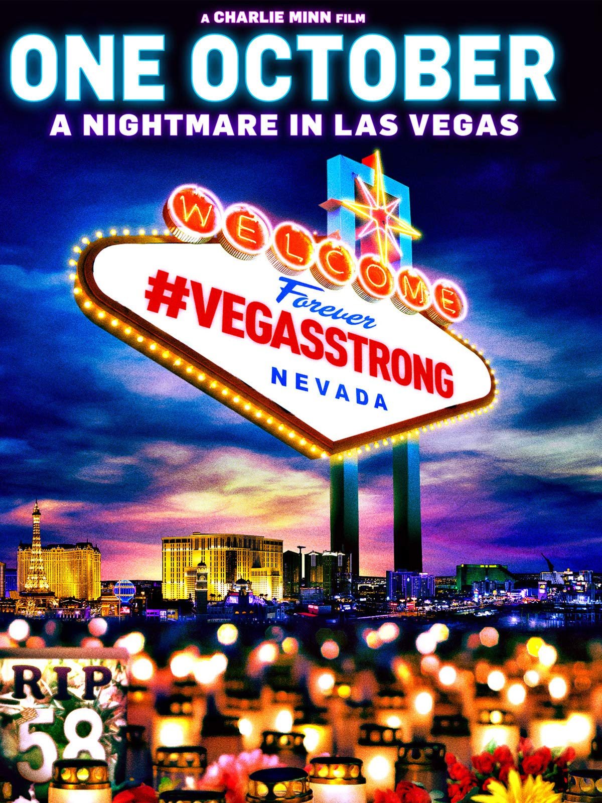 One October: A Nightmare In Las Vegas on Amazon Prime Video UK
