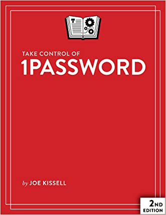 Take Control of 1Password, Second Edition