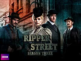 Ripper Street, Season 3 [HD]