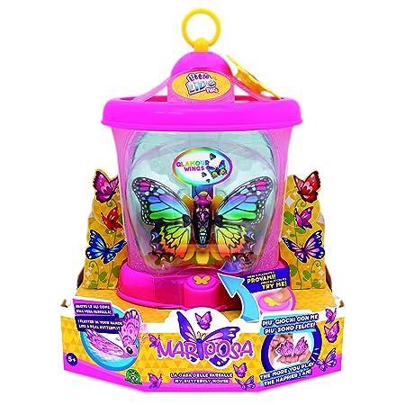 giochi preziosi GPZ28005 papillon vivent les animaux de compagnie c/cage